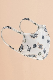 Double Zero Reusable Face Mask - Side cropped