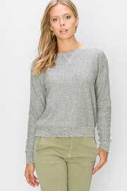 Double Zero Soft Crewneck Sweater - Product Mini Image