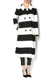 Double Zero Stripe Jacket - Product Mini Image