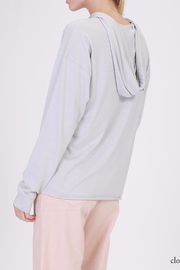 Double Zero The Perfect Hoodie - Front full body