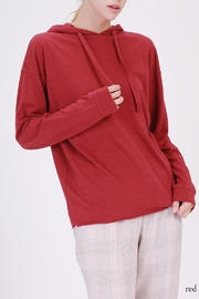Double Zero The Perfect Hoodie - Front cropped