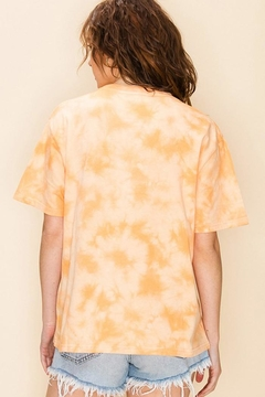 Double Zero Tie Dye t-Shirt - Alternate List Image