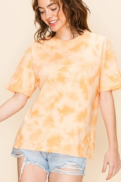 Double Zero Tie Dye t-Shirt - Product List Image