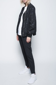 VOICE OF INSIDERS Doublezip Aviator Jacket - Side cropped