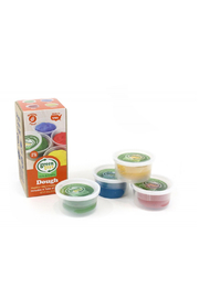Green Toys Dough 4 Pack - Product Mini Image