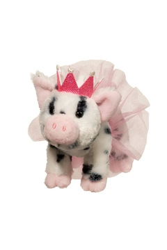 Douglas Spotted Stuffed Pig - Product List Image