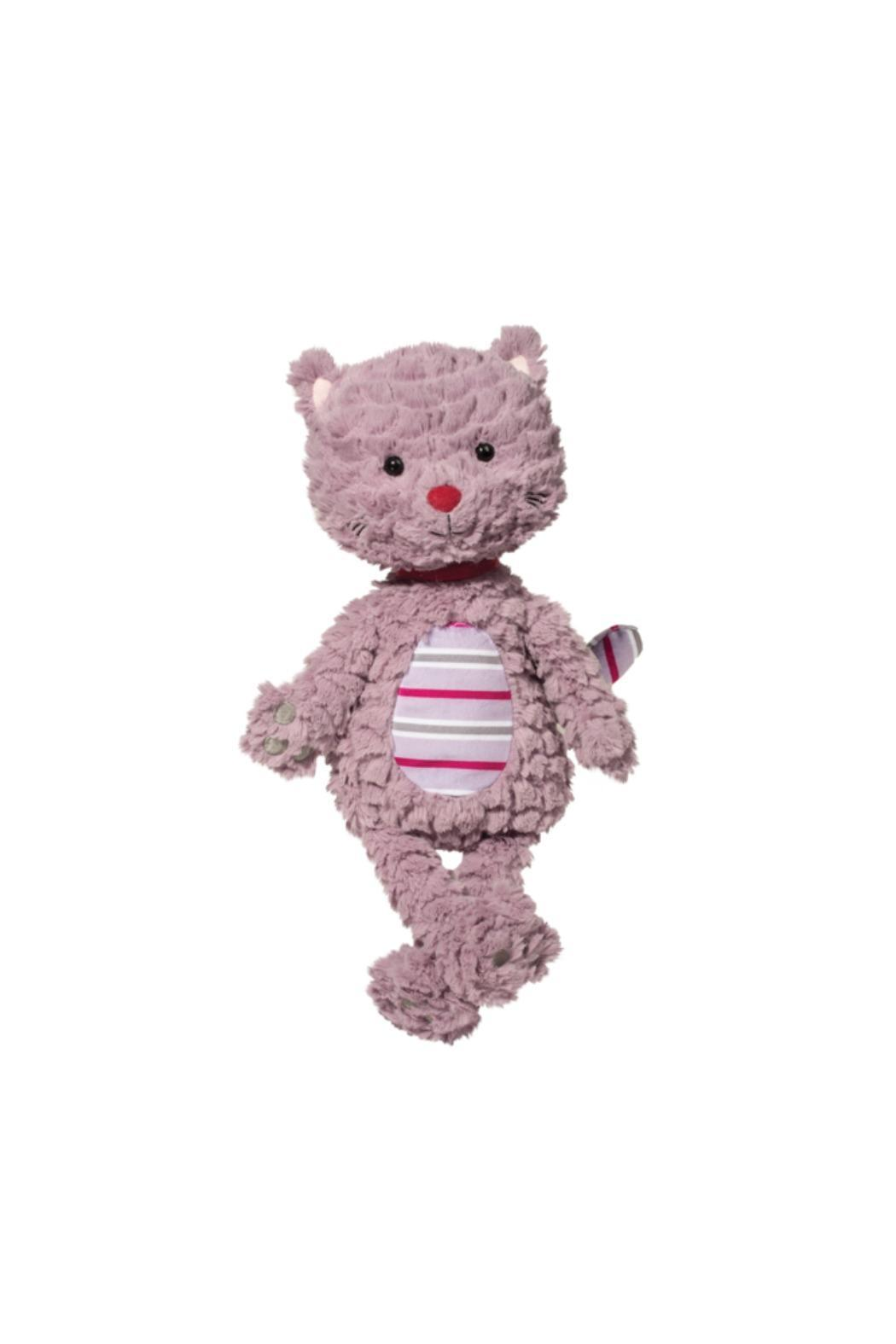 Douglas Toys Mauve Cat Toy - Main Image