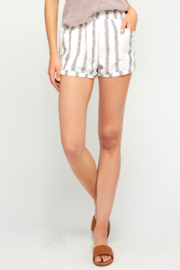 Gentle Fawn Dover Stripe Shorts - Product Mini Image