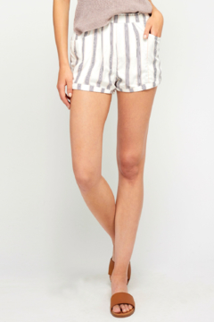 Shoptiques Product: Dover Stripe Shorts