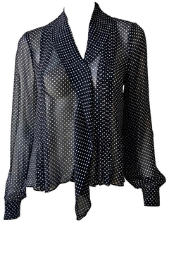 4a693f75d86aa5 ... Joie Dowa Polka-Dot Blouse - Product List Placeholder Image