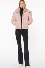 Sanctuary Down Puffer Jacket - Front cropped
