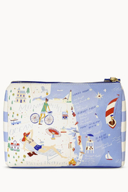 Spartina  Down the shore carry all case - Front full body