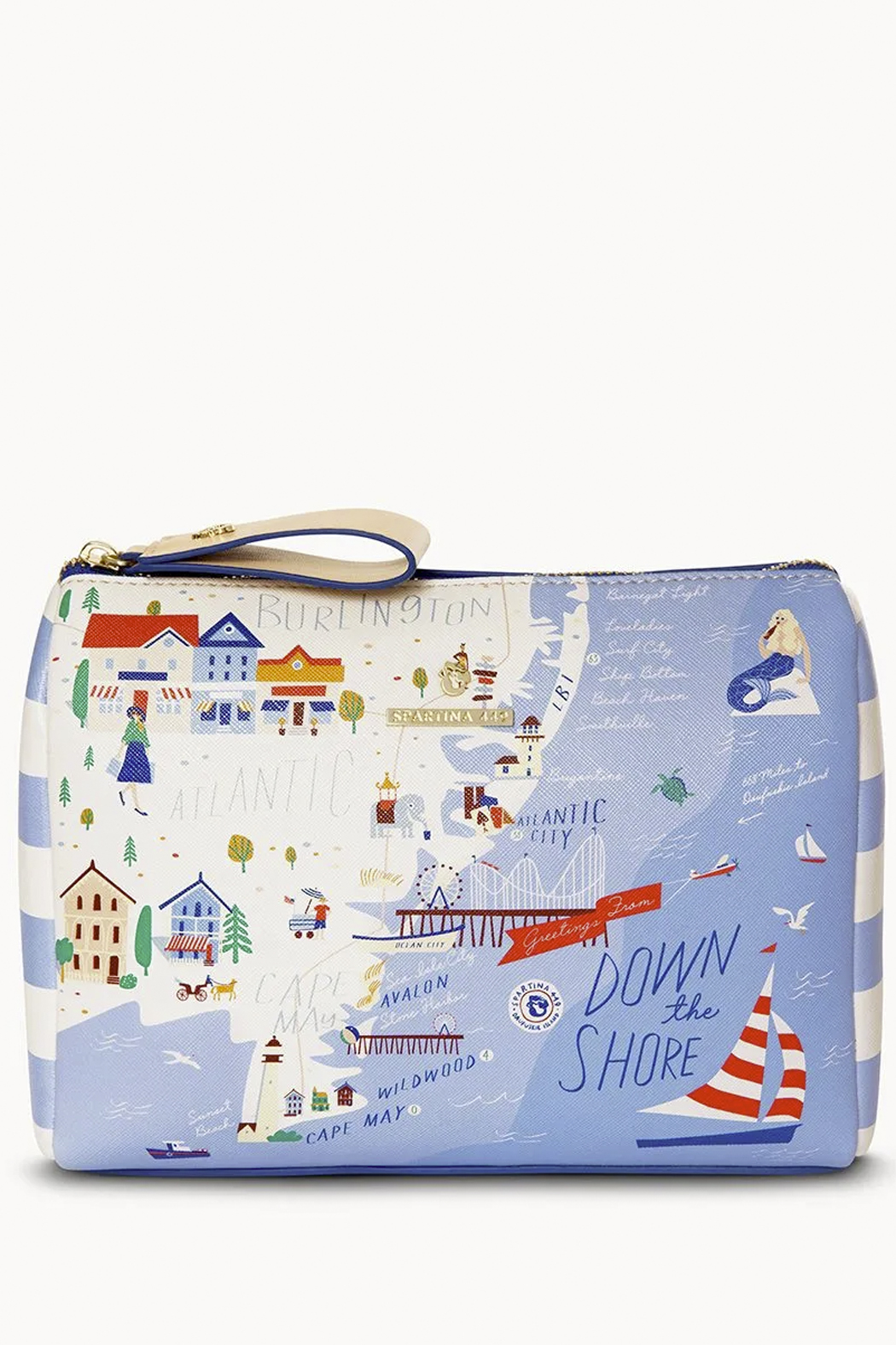 Spartina  Down the shore carry all case - Main Image