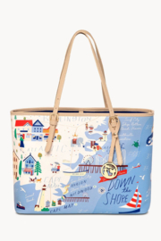 Spartina Down The Shore Large Tote - Product Mini Image