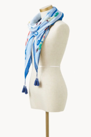 Spartina 449 Down The Shore Scarf - Front full body