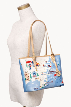 Spartina  Down The Shore Small Tote - Alternate List Image