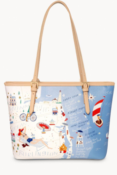 Spartina  Down The Shore Small Tote - Product List Image