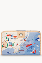 Spartina Down The Shore Snap Wallet - Product Mini Image