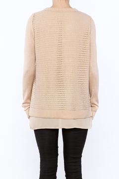 Shoptiques Product: Layered Look Sweater