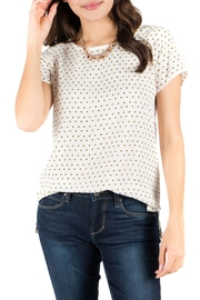 Downeast Basics Aura Blouse - Product Mini Image