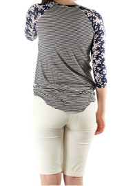 Downeast Basics Ball Game Tee - Front full body