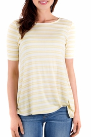 Downeast Basics Bonfire Top - Front cropped