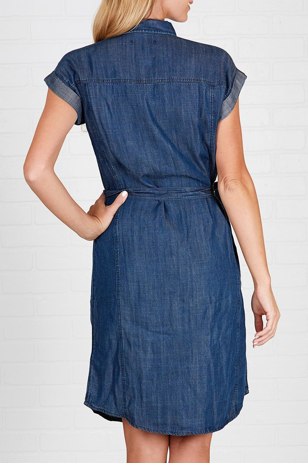 Downeast Basics Country Roads Dress - Front Full Image