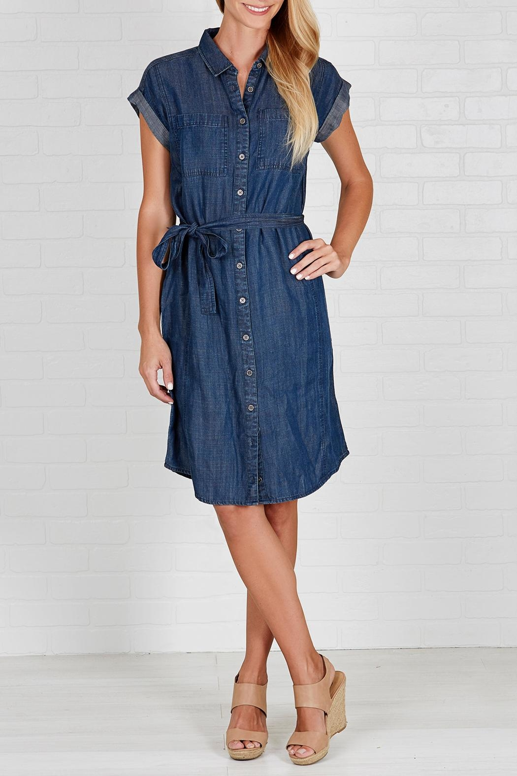 Downeast Basics Country Roads Dress - Main Image