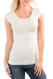 Downeast Basics Essential Tee - Front cropped