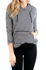 Downeast Basics Hooden Breeze Stripe - Front cropped