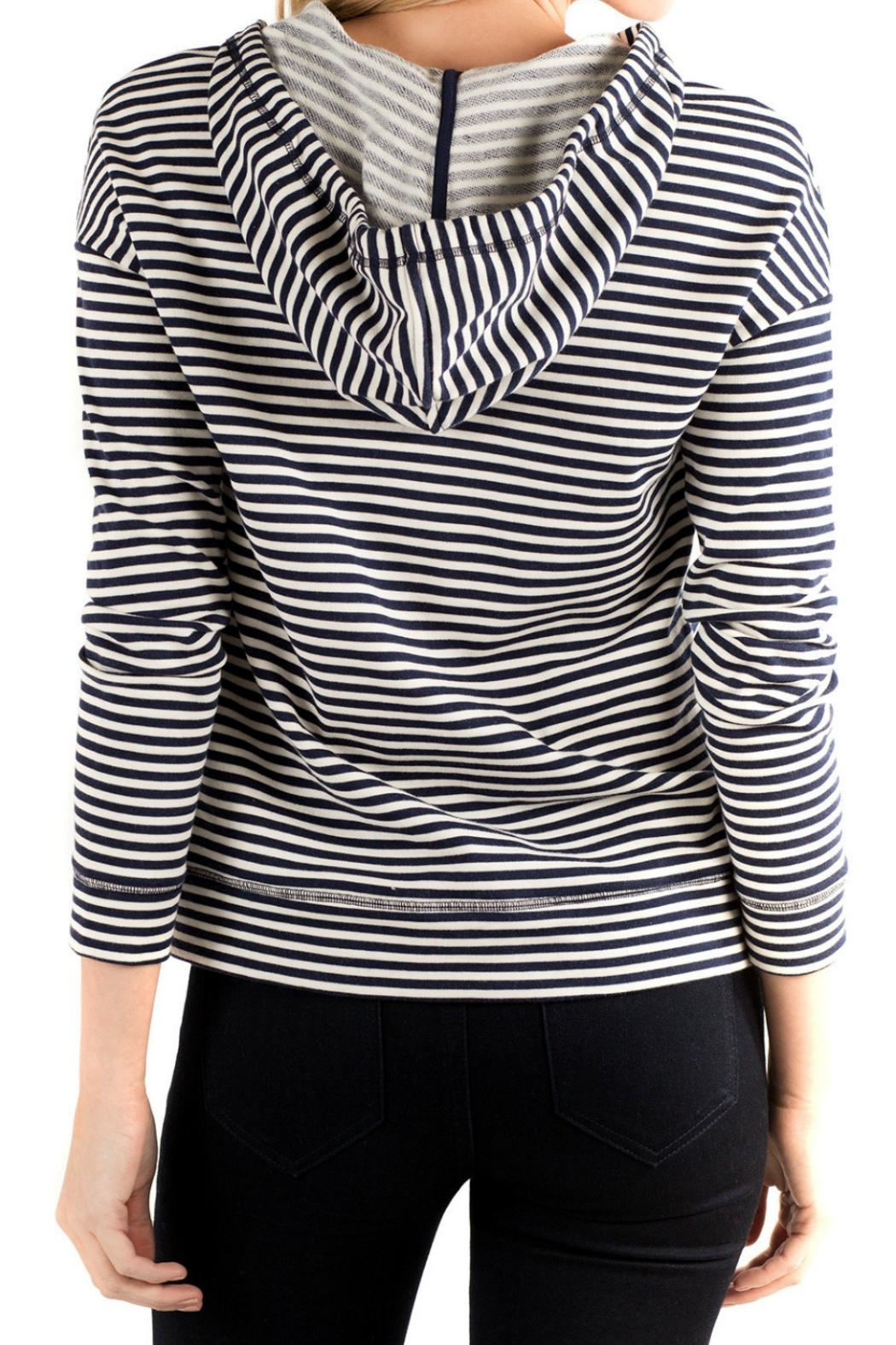 Downeast Basics Hooden Breeze Stripe - Front Full Image