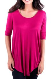 Downeast Basics Sangria Hot Top - Front cropped