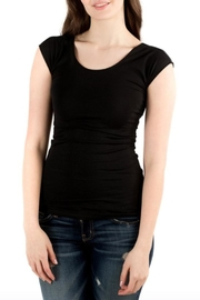 Downeast Basics Wonder Tee Black - Product Mini Image