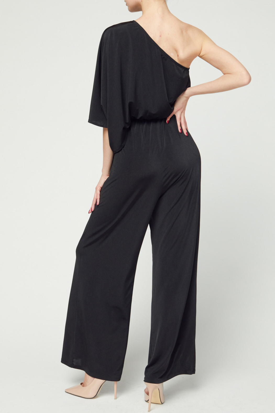 entro  Downtown Diva Jumpsuit - Front Full Image