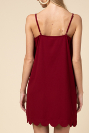 entro  Downtown Girl Dress - Front full body