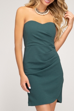 She and Sky Downtown Nights Dress - Product List Image