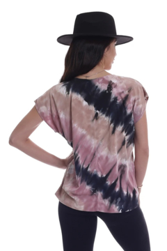 RIVER AND SKY Downtown Tie Dye Tee - Alternate List Image