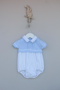 Shoptiques Product: Light Blue One-Piece