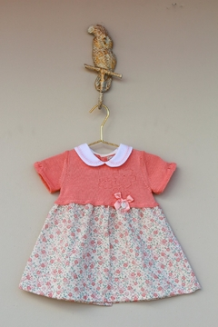 Dr. Kid She's Peachy Dress - Product List Image