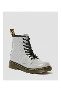 Shoptiques Product: Dr. Martens Kids Coated Glitter Boot