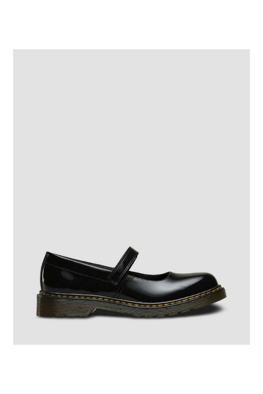 Dr Martens  Dr. Martens Youth Maccy Patent - Back Cropped Image
