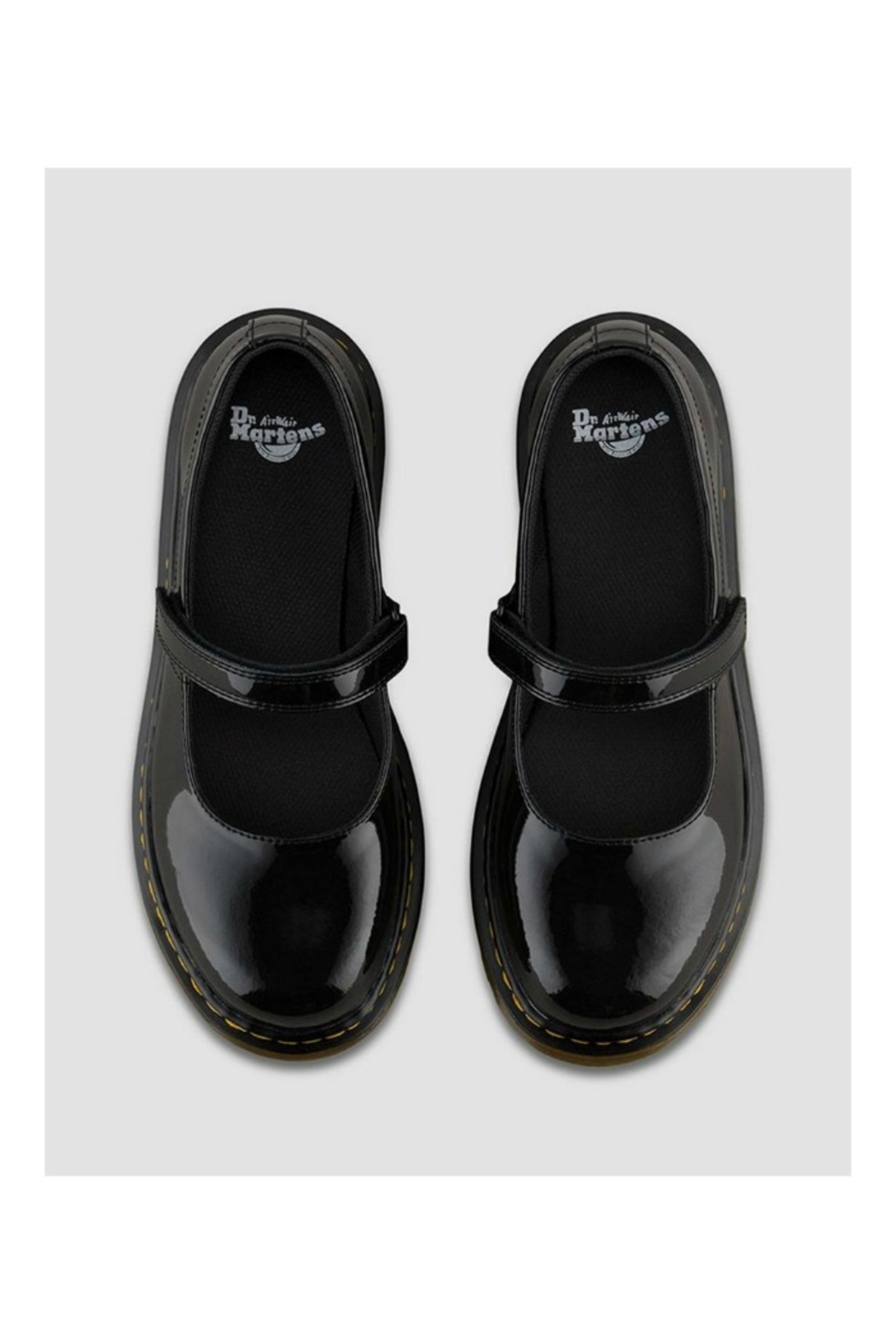 Dr Martens  Dr. Martens Youth Maccy Patent - Side Cropped Image