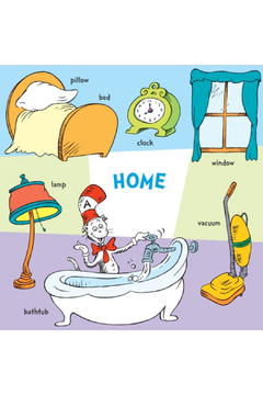 Random House Dr. Seuss's People, Places, and Things - Alternate List Image