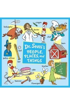 Random House Dr. Seuss's People, Places, and Things - Product List Image