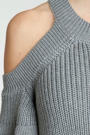 dRA Amaya Sweater - Back cropped