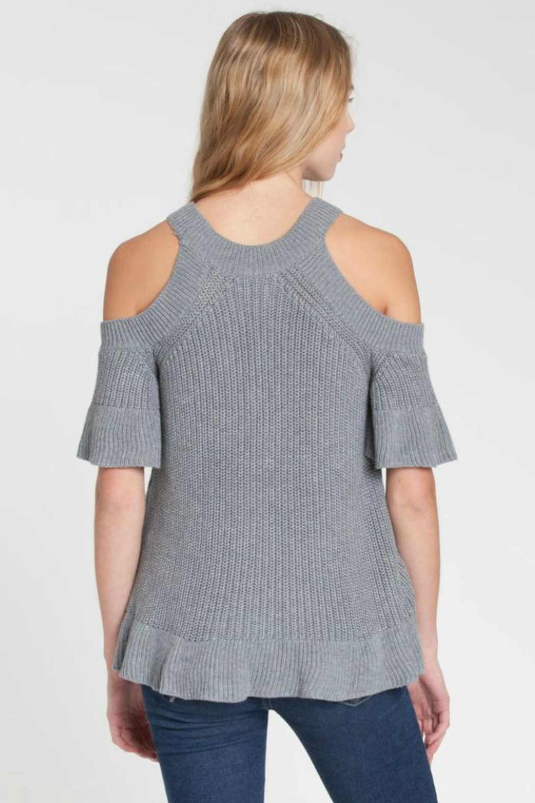 dRA Amaya Sweater - Side Cropped Image