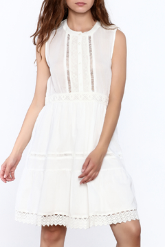 Shoptiques Product: Chalk White Dress