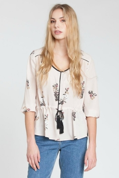 Shoptiques Product: Lena Floral Top