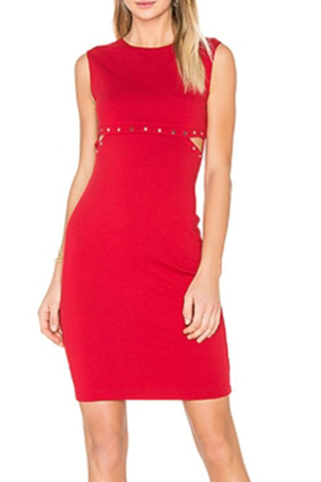 Bailey 44 Draft Cutout Dress - Main Image