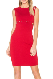 Bailey 44 Draft Cutout Dress - Front cropped